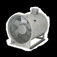 Осевые вентиляторы дымоудаления